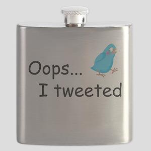 Oops I Tweeted Flask