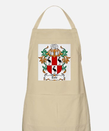 Tate Coat of Arms BBQ Apron