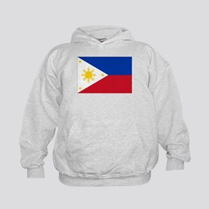 Philippine flag Kids Hoodie