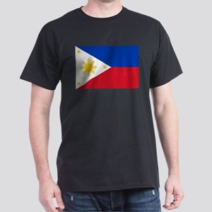 Philippine flag Dark T-Shirt