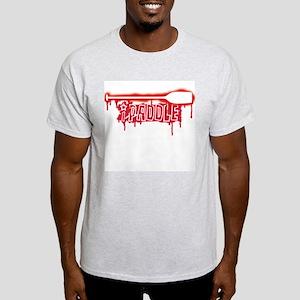 Kayak Shirt- C1 Paddle Blood Ash Grey T-Shirt