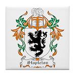 Stapleton Coat of Arms Tile Coaster