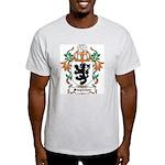 Stapleton Coat of Arms Ash Grey T-Shirt