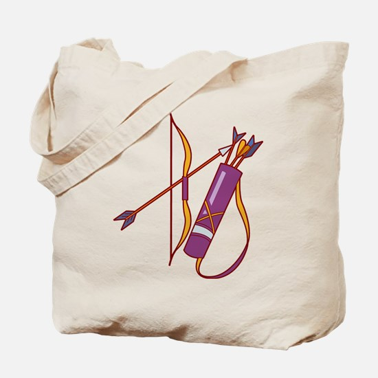 Archery Tote Bag