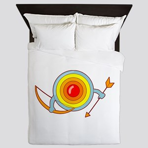 Archery Queen Duvet