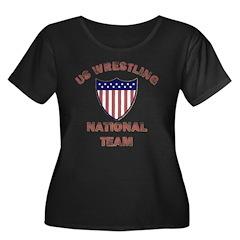 U.S. WRESTLING NATIONAL TEAM (light) T