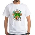 Shanley Coat of Arms White T-Shirt