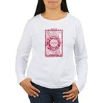 Chicago-25-RED Women's Long Sleeve T-Shirt