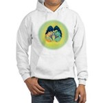 Hooded Sweatshirt Shiva Shakti in Brain