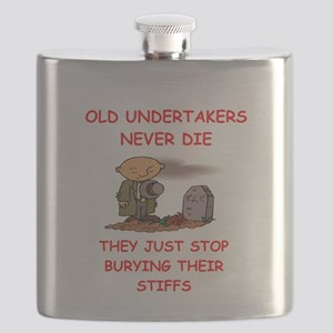 undertaker joke Flask