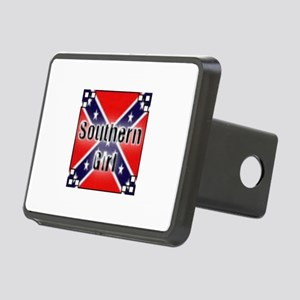 southern girl Rectangular Hitch Cover