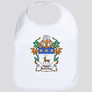 Rutledge Coat of Arms Bib