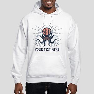 Zeta Beta Tau Octopus Sweatshirt
