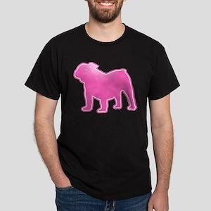 Old English Bulldog Black T-Shirt