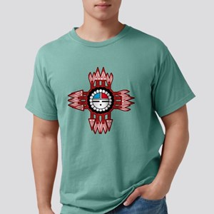 ZUNI SUN FACE ZIA Mens Comfort Colors Shirt