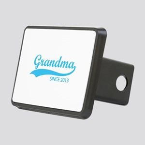 Grandma since 2013 Rectangular Hitch Cover