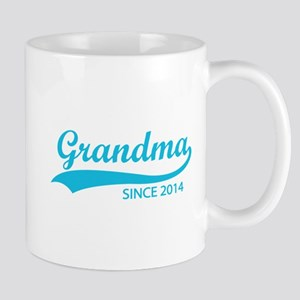 Grandma since 2014 Mug
