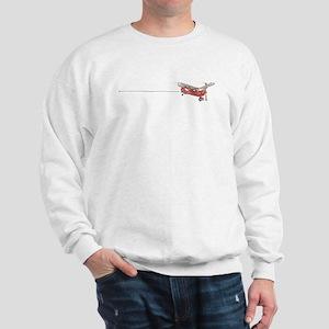Tailwheels Signature Plane Sweatshirt