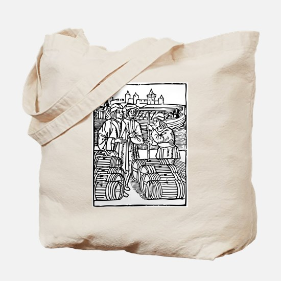 The Wine Shippers Tote Bag