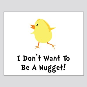 Chicken Nugget Small Poster