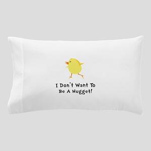 Chicken Nugget Pillow Case