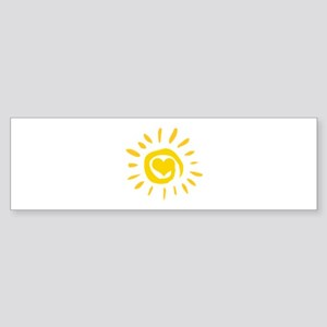 Sun Sticker (Bumper)