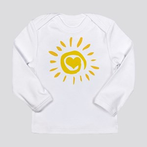Sun Long Sleeve Infant T-Shirt