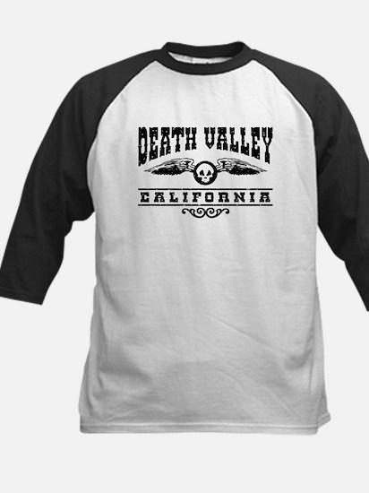 Death Valley California Kids Baseball Jersey