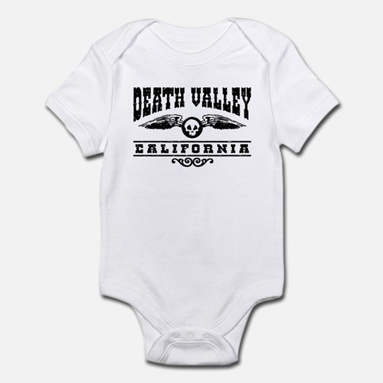 Death Valley California Infant Bodysuit