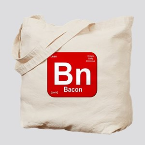 Bn (Bacon) Element Tote Bag
