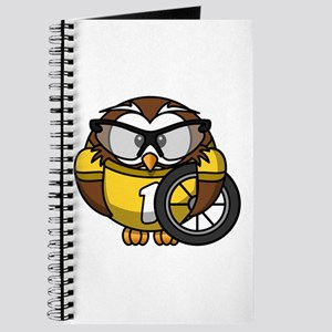 Cyclist Owl Journal