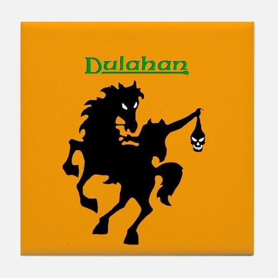 The Dulahan Tile Coaster
