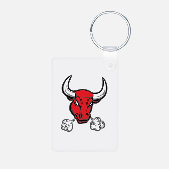 bull Keychains