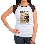 Cinderella Women's Cap Sleeve T-Shirt