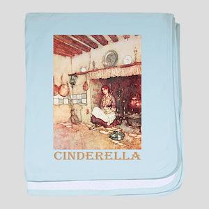 Cinderella baby blanket