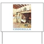 Cinderella Yard Sign