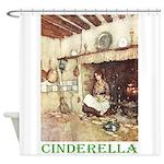 Cinderella Shower Curtain