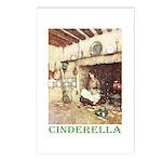 Cinderella Postcards (Package of 8)