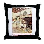 Cinderella Throw Pillow