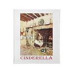 Cinderella Throw Blanket