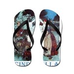 Cinderella Flip Flops