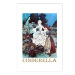 Cinderella Postcards (Package of 8)