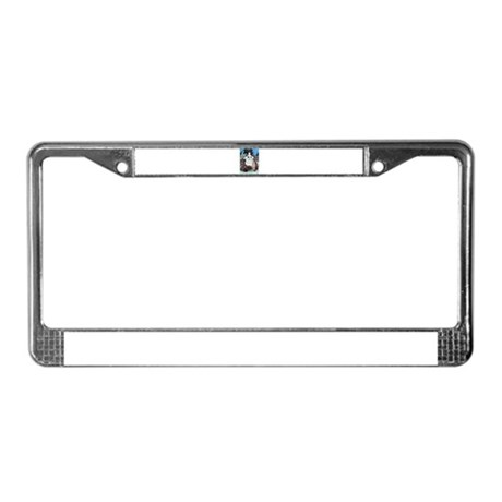 Cinderella License Plate Frame By Fairytales