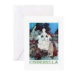 Cinderella Greeting Cards (Pk of 20)