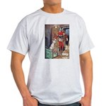 The Soldier and The Dog Light T-Shirt