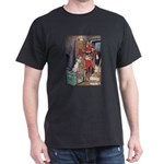 The Soldier and The Dog Dark T-Shirt
