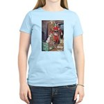 The Soldier and The Dog Women's Light T-Shirt