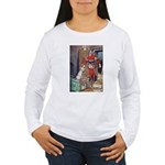 The Soldier and The Dog Women's Long Sleeve T-Shir