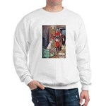 The Soldier and The Dog Sweatshirt