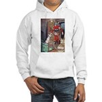 The Soldier and The Dog Hooded Sweatshirt